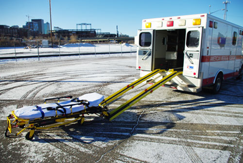 Bariatric Ambulance Ramps
